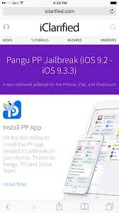 how to jailbreak your iphone on ios 9 2 9 3 3 without a computer