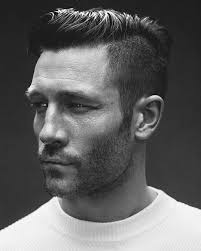 front view of side swept hairstyles side swept hair 20 classic side swept hairstyle for men atoz