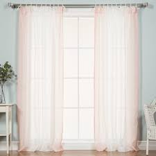 Top Curtains Inspiration Fancy Sheer Tab Top Curtains Inspiration With Highland Dunes Sav