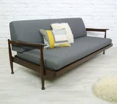Ebay Furniture Sofa Guy Rogers Vintage Retro Teak Mid Century Sofa Sofabed Eames Era