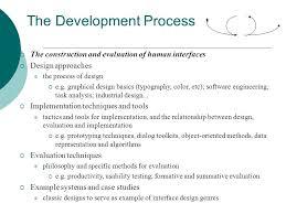 human interface design psychological aspects ppt