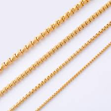 steel necklace jewelry images Fashion high quality gold color stainless steel necklace for women jpg