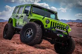 jeep prerunner gallery u0027green machine 2013 jku rubicon u0027 teraflex