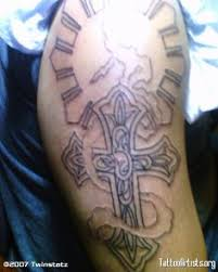 pin cross sun rays tattoo pictures on pinterest sun cross tattoo