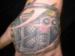 boombox tattoos stereo 5386207 top tattoos ideas