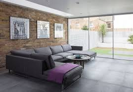 salon canapé 50 idées fantastiques de canapé d angle pour salon moderne