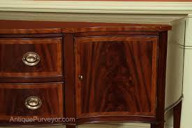 sideboard hepplewhite or federald high end furniture antique