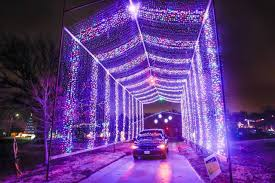 christmas lights wichita ks holiday light display in wichita the arc s lights now charging