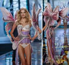 victoria s secret halloween costume most beautiful angels wings victoria u0027s secret 2014 fashion show