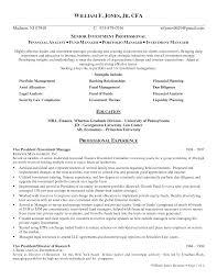 financial analyst resume exles resume sle for portfolio administrator therpgmovie