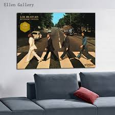 online get cheap beatles framed prints aliexpress com alibaba group wall art canvas painting wall pictures for living room cuadros decoration posters and prints home decor