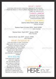 your dream job 15 clean u0026 elegant resume templates