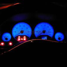 Colored Interior Car Lights Vauxhall Astra G Blue Full Led Kit Led Interior Light Ebay