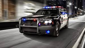 Dodge Challenger Police Car - auto car wallpaper