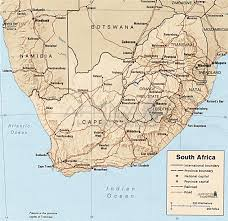 South Africa Maps south africa map