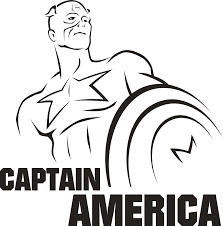 captain america coloring pages image www bloomscenter com