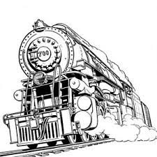 Steam Locomotive Coloring Pages Coloring Page Amazing Steam Train On Railroad Coloring Page by Steam Locomotive Coloring Pages