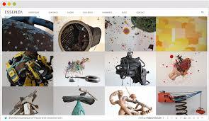 Art Portfolio Design 25 Amazing Wordpress Themes For Artists Textileartist Org