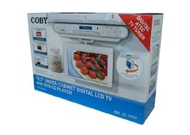 Kitchen Under Cabinet Tv by Ktfdvd1093 Coby 10 2