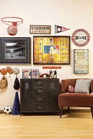 Best  Vintage Sports Decor Ideas On Pinterest Vintage Sports - Kids sports room decor