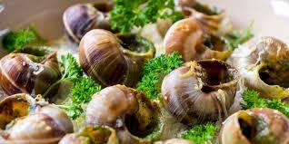 escargot cuisiné escargots à la bourguignonne recipe epicurious com