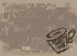 wallpaper coffee design cup of tea grunge background for your design royalty free cliparts