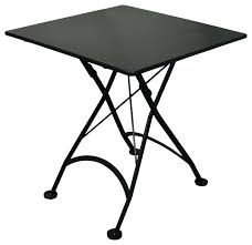 metal folding table outdoor folding tables for living room appealing rectangular outdoor bistro