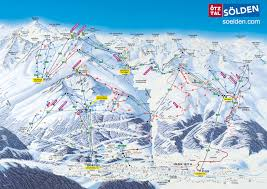Map Of Colorado Ski Resorts by