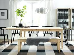 articles with side table in dining room tag appealing tables in bright a dining room with a nornas dining table in pine wood and ikea ps torpet