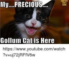 Gollum Memes - 25 best memes about my precious gollum my precious gollum memes