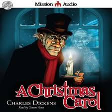 a carol by charles dickens audiobook