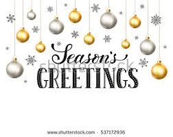 happy holidays postcard template modern new stock vector 537172735