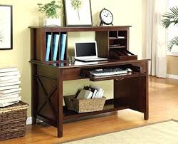 Home Desks With Hutch Office Desk And Hutch Awesome White Desk With Drawers On Both