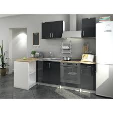 cuisine gris laque cuisine gris laque cuisine grise laquee plan de travail bois