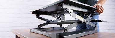 Build Your Own Adjustable Height Desk by Height Adjustable Standing Desk Uplift Desk