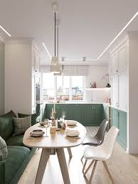 green decor decoration ideas elegant scandinavian style home with green decor