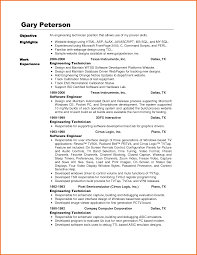 resume format for driver post military resume sample could be helpful when working with post calibration technician sample resume redbus ticket print