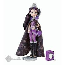 Halloween Costume Legacy Raven Queen Doll