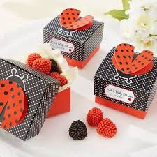 ladybug baby shower favors ladybug themed baby shower baby shower ideas themes