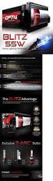 nissan sentra headlight bulb size auto parts general opt7 blitz 55w hid kit xenon headlight