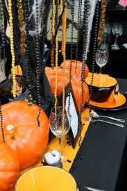 halloween festival table centre piece melissa ramsden