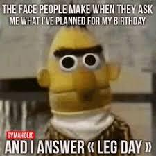 Gym Birthday Meme - andrewnattypro flex2bfamous transformationn8ion motiv8ionteam