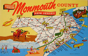 New Jersey State Flag Colors Moremonmouthmusings