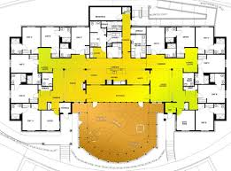 Assisted Living Facility Floor Plans Cypress Glen Ag Architecture