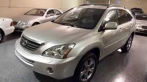 2008 lexus rx 400h awd 2006 lexus rx 400h 4dr hybrid suv awd sold 2431 plymouth mi