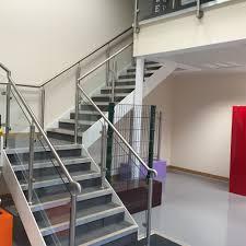mezzanine stairs u0026 safety gates mezzanine staircase or handrails uk