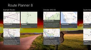 Map Route Planner by Windows Phone Routing App Gets Win8 Companion Mspoweruser