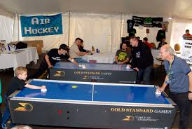 Best Air Hockey Table by Air Hockey Midwest Gaming Classic