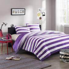 Purple Comforter Set Bedding Twin by Ink Ivy Peyton Twin Duvet Style Comforter Set Free Shipping