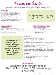 Setting Smart Goals Worksheet Anne Hanson Mary Kay Sales Diretor United States Goal Setting